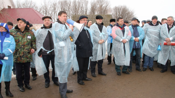 В Башкирии «ликвидировали» птичий грипп