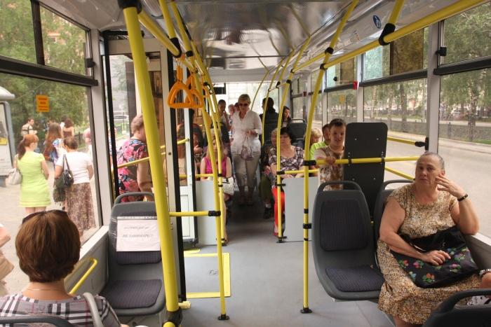 Движение троллейбуса  № 36  приостановлено до начала июня