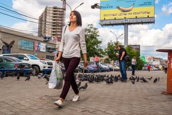 В Новосибирской области рост зарплат составил 337 рублей