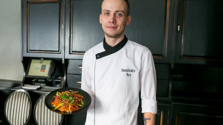 Рецепт от шеф-повара: три необычных блюда для Великого поста, чтобы было вкусно и сытно