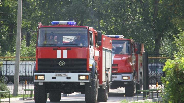 Башкирии 20 туристов эвакуировали с берега реки