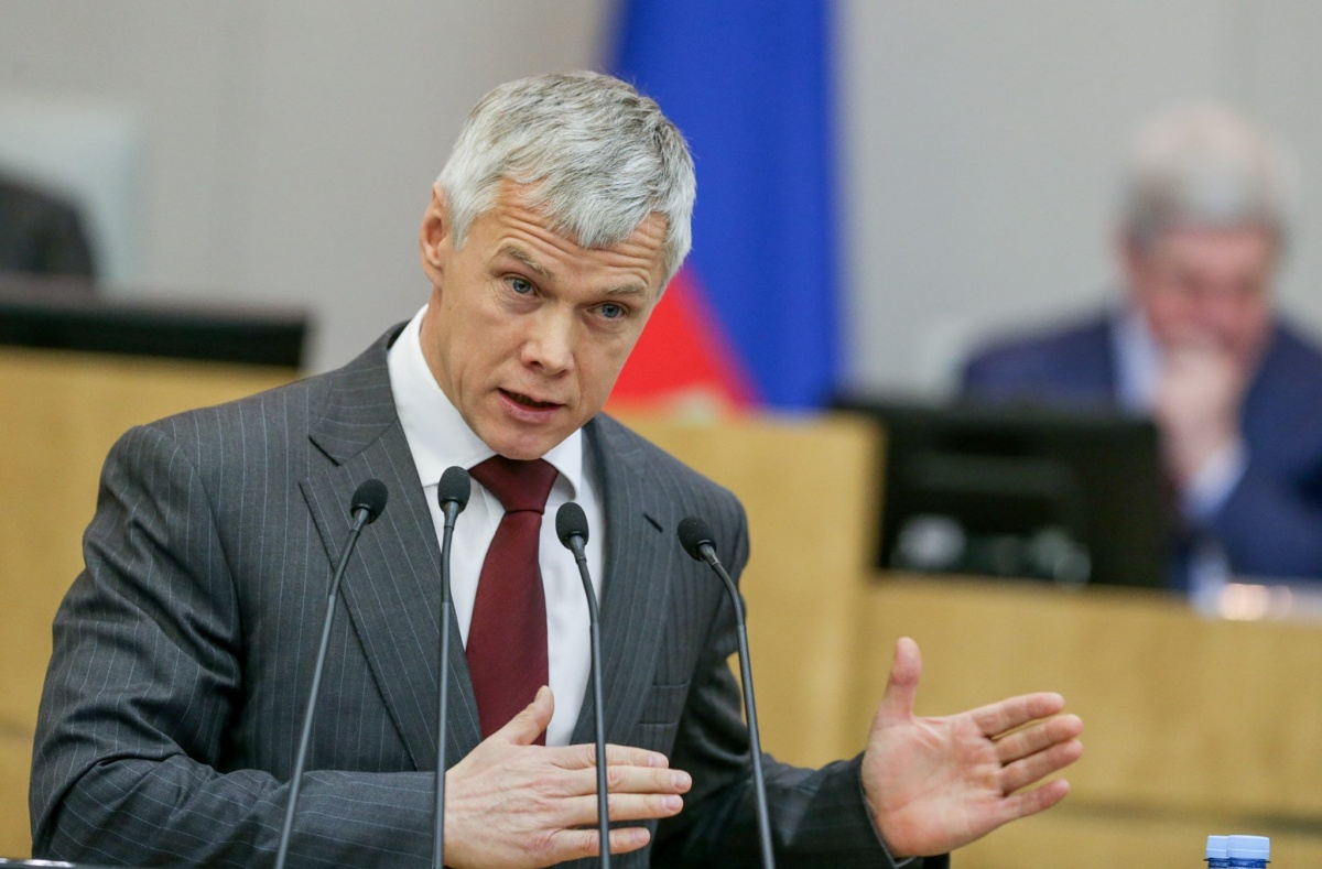 Валерий Гартунг — самый состоятельный депутат Госдумы от Челябинской области