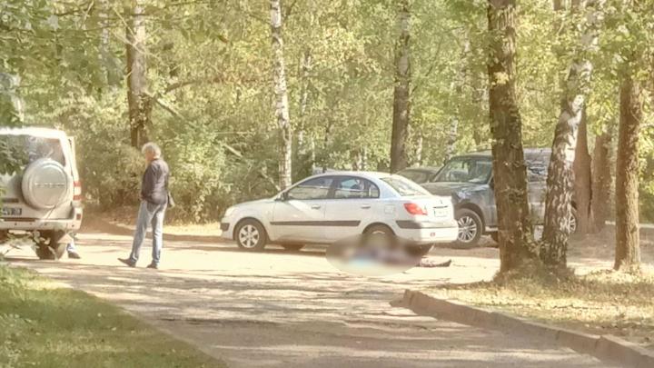 В Ярославле посреди дороги нашли мёртвого мужчину: что произошло