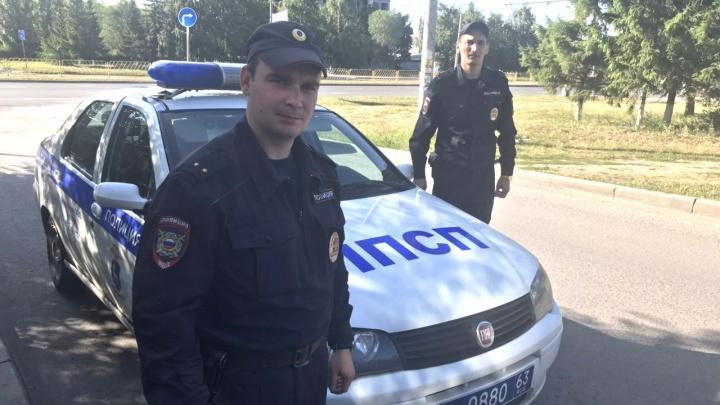 «Поцарапала его машину»: полиция задержала тольяттинца, который ударил девушку ножом