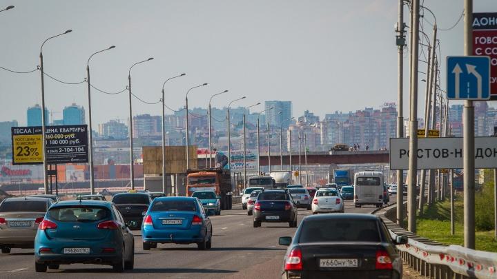 Власти Ростова рассказали, сколько стоит отремонтировать все дороги и мосты в городе
