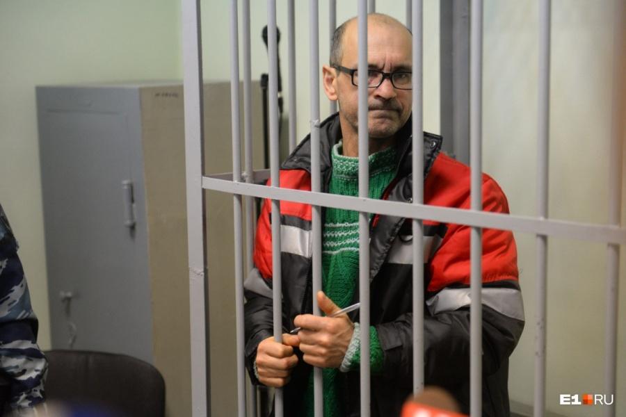 Недавно  суд заключил Пузырева под стражу  на два месяца
