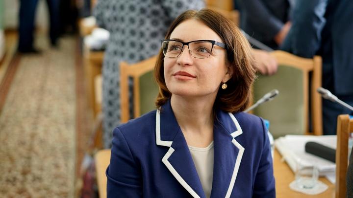 Мэр Омска Оксана Фадина официально подтвердила информацию о том, что у неё появился ребёнок