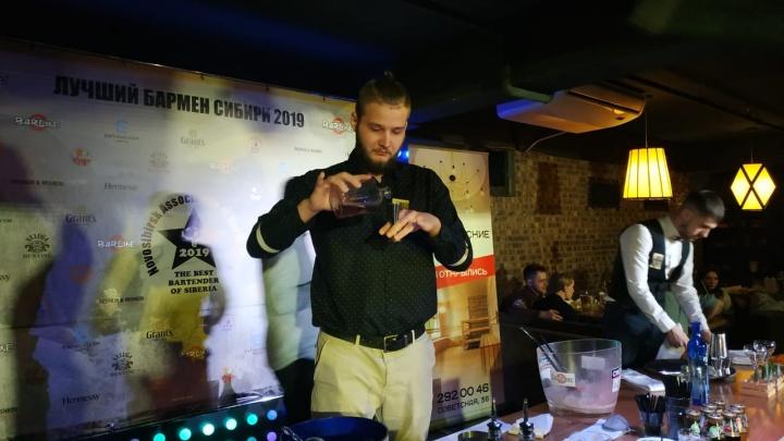 Пришлось надевать маску единорога для дегустации коктейля: как прошел конкурс на лучшего бармена Сибири