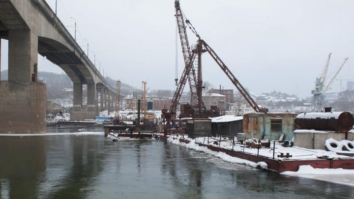 Мэрия Уфы нашла подрядчика на строительство моста через Белую, но что-то пошло не так