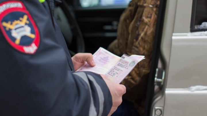 В Тольятти сотрудники ДПС нашли марихуану у нарушительницы Правил дорожного движения