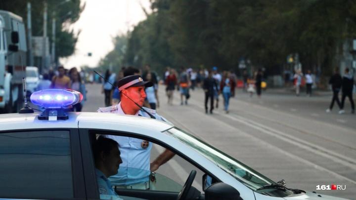 В Ростове 13 и 14 сентября перекроют улицы из-за Дня города
