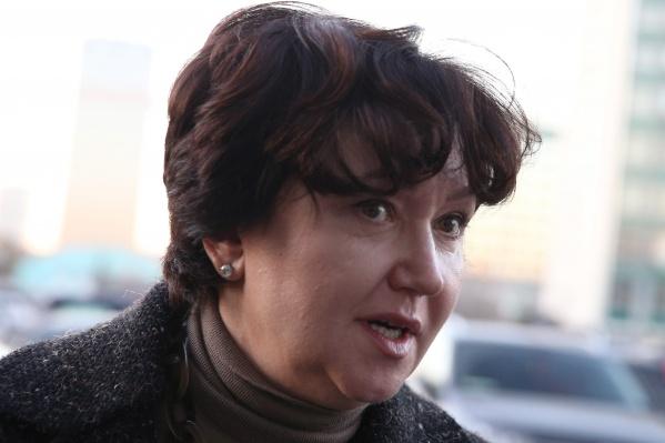 Наталия Филёва родилась и выросла в Новосибирске