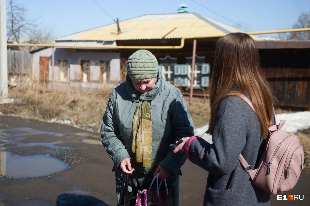 Ирину Александровну больше всего волнует отсутствие удобств в ее доме. Она будет рада, если здание попадет под снос