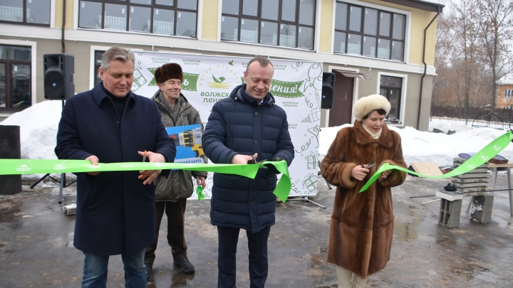 С новым домом: в Ярославле появился уникальный жилой комплекс таунхаусов