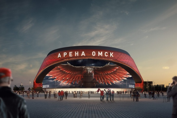 При разработке фасада новой «Арены» проектировщики взяли за основу стадион «Тоттенхэма» в Лондоне