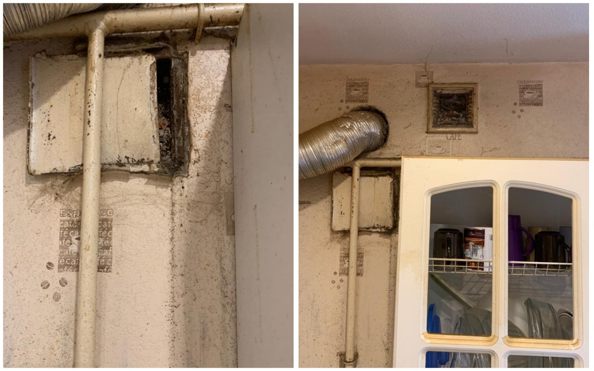 Газовики подтвердили, что в доме в Рудном, где погибли супруги, была проблема с дымоходом