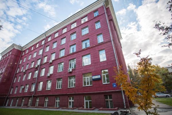 Заявки от абитуриентов уже начали поступать в новосибирский вуз