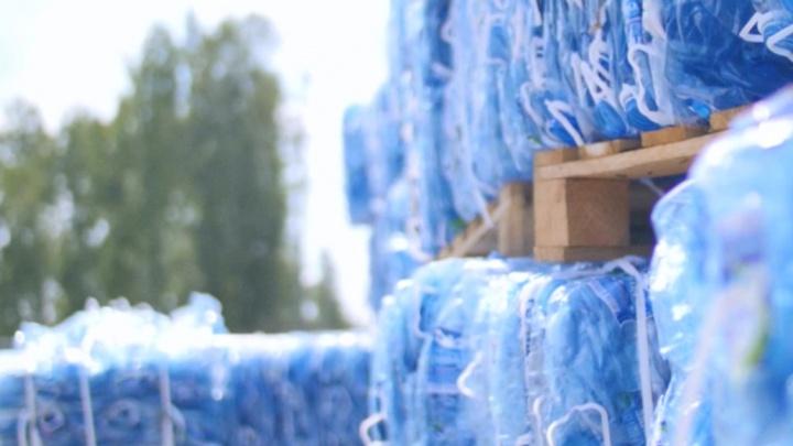 Экономия чистой воды: челябинцы смогут сдать ПЭТ на переработку