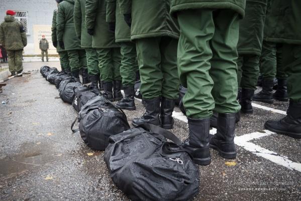 Депутаты хотят отменить полицейский поиск уклонистов