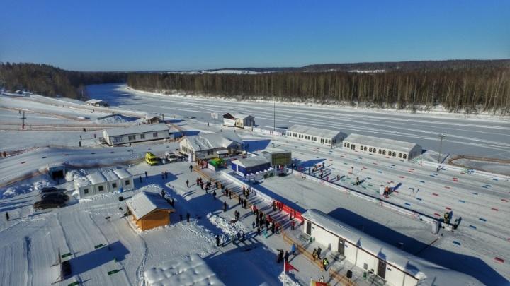 Следствие выясняет, куда делись 32 миллиона при строительстве лыжно-биатлонного центра в Малиновке