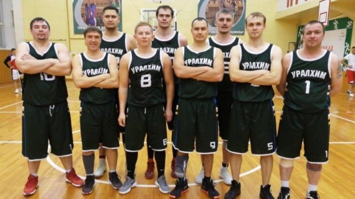 Пермский «УРАЛХИМ» победил в Спартакиаде крайкома Росхимпрофсоюза — 2019