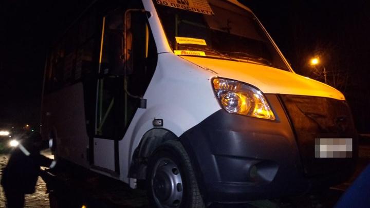 В Уфе задержали водителя маршрутки, лишенного прав за пьянство