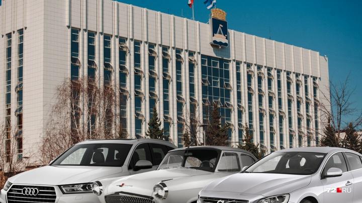 ВИП-гараж: изучаем, на каких автомобилях ездят депутаты тюменской гордумы