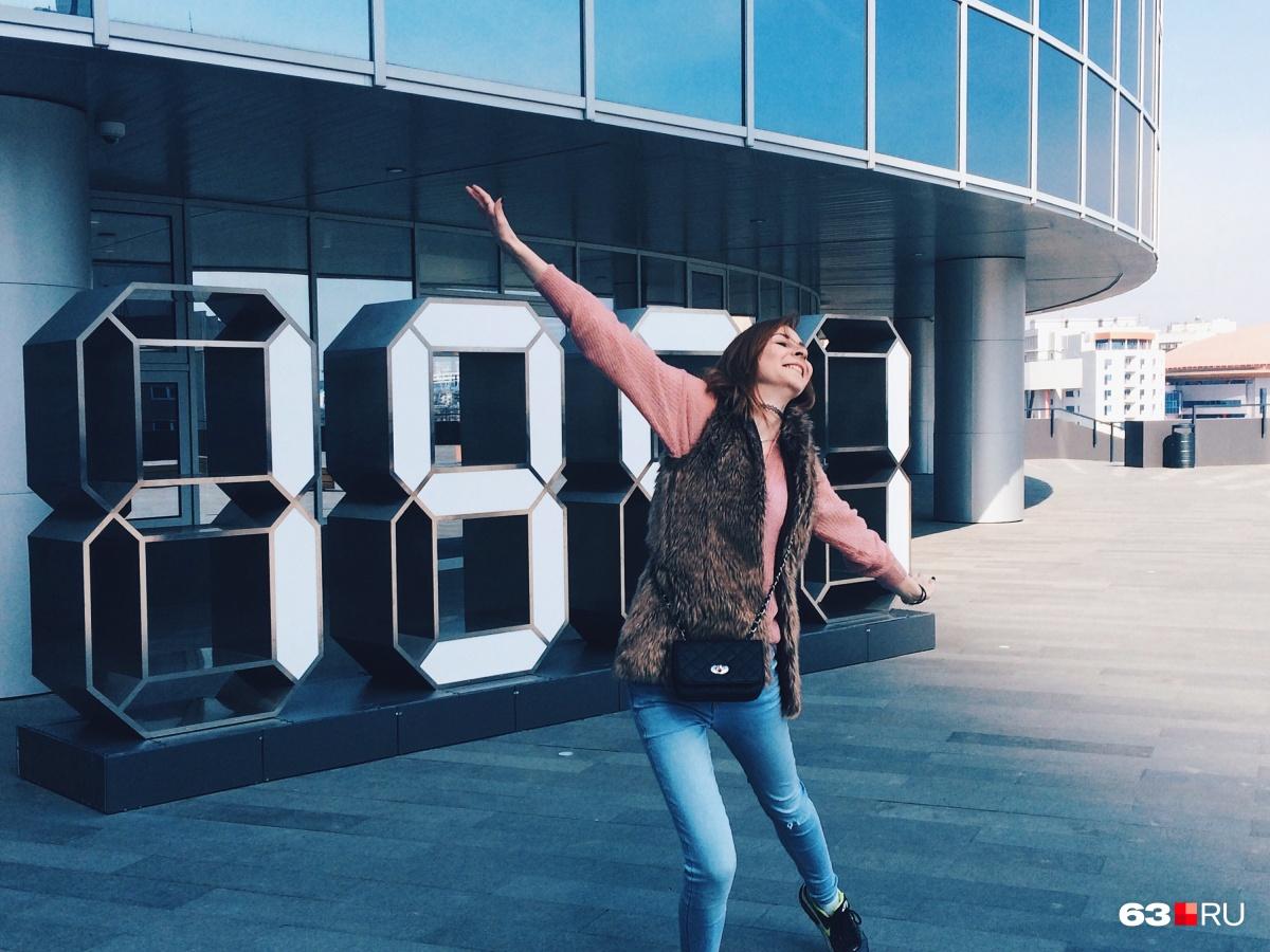 К слову, в Екатеринбурге неизменным успехом у туристов пользуется Ельцин-центр