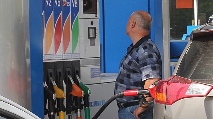 Виноваты нефтяные компании: на новосибирских АЗС вновь поднялись цены на бензин