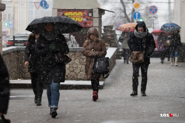Последний снегопад буквально парализовал город