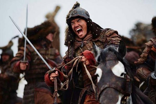 Джунгары были воинственным и темпераментным племенем