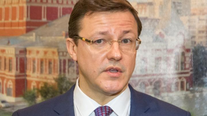 «Это был случайный удар»: губернатор прокомментировал нападение школьника на учительницу в Сызрани