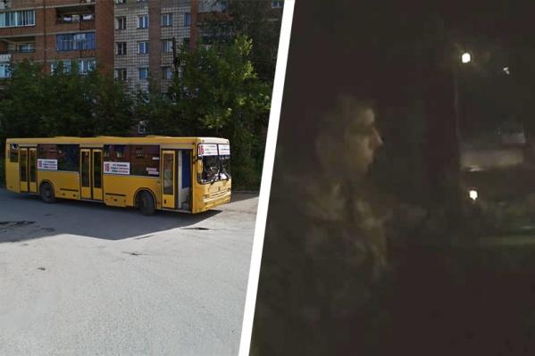 Сибиряк обогнал автобус на такси, чтобы поговорить с водителем