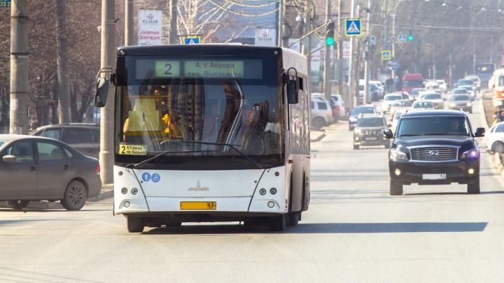 В Самаре на городские маршруты выведут еще 49 автобусов