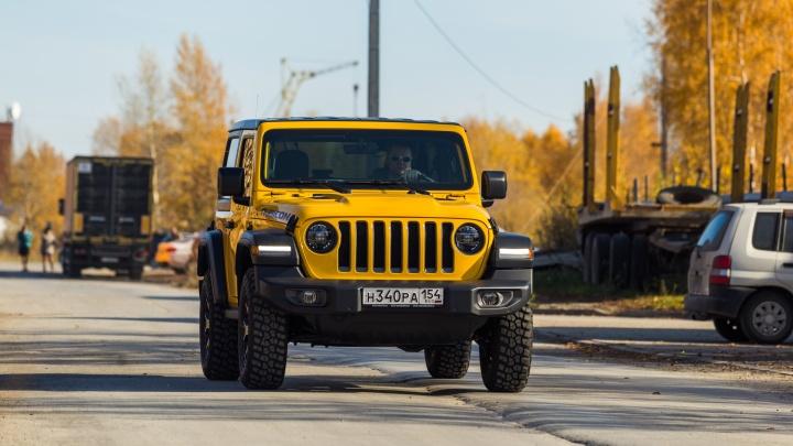 Новосибирским водителям перестали выдавать бумажные ПТС