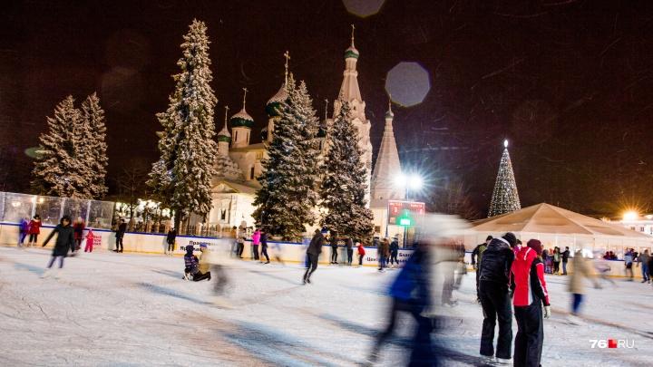 Где отдохнуть всей семьёй 2 января в Ярославле