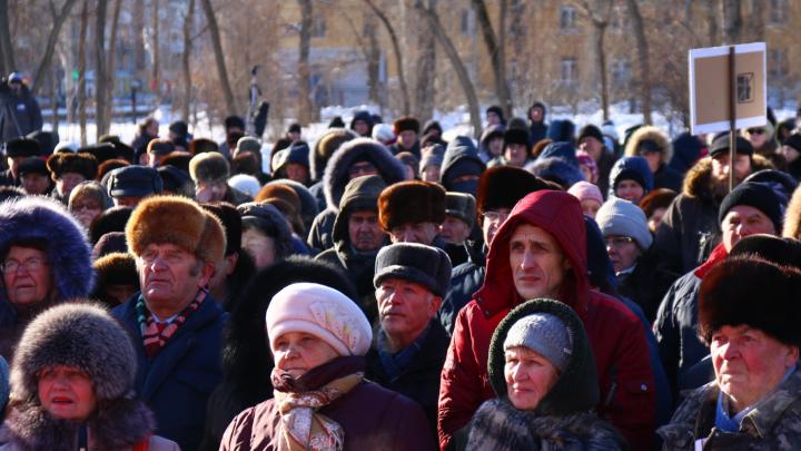 Ветераны Самарской области попросили вернуть льготы, которые «отнял» Меркушкин