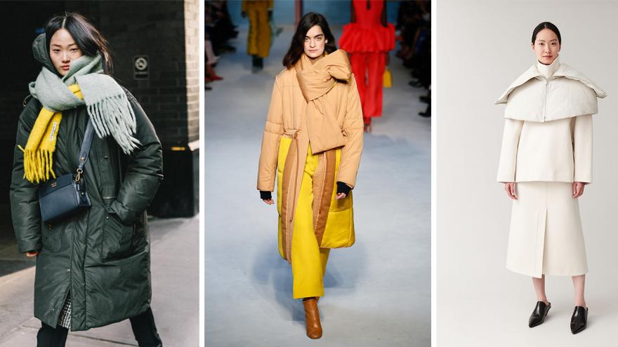 Помпоны не пройдут: 20 стильных сочетаний шапок, шарфов и перчаток, которые удивят и согреют
