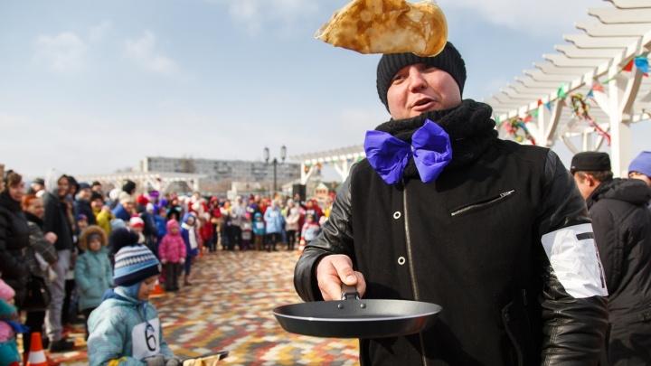 Сжигание Масленицы и розыгрыш смартфона: парк-клуб «БОБРЫ» зовет на фестиваль традиционной культуры
