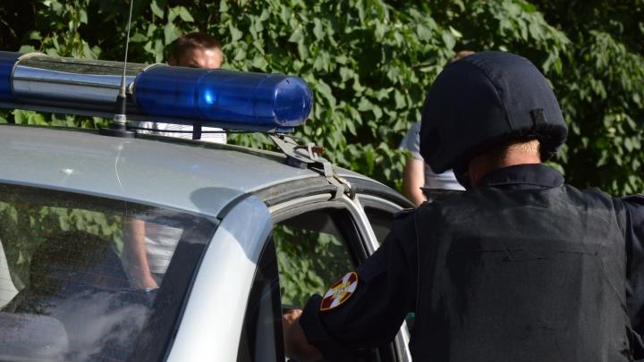 Росгвардейцы разобрались с похитителями ливнёвок