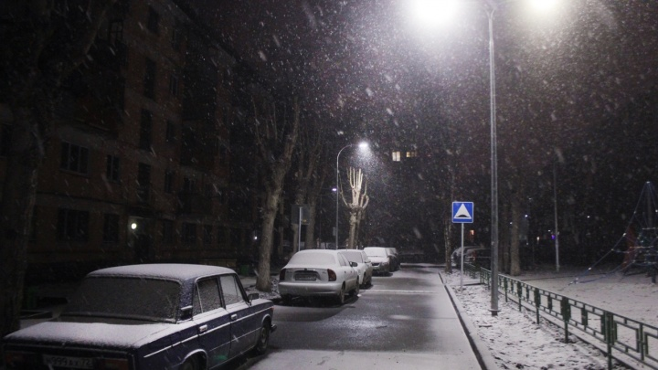 Ты что творишь, апрель? Публикуем 12 снежных кадров тюменцев, которые сделали их для истории