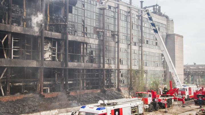 Два крупных пожара подряд: почему загорелся завод пластмасс?