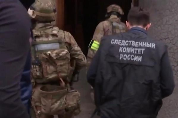 Следователи с сотрудниками ФСБ провели несколько десятков обысков по всей России