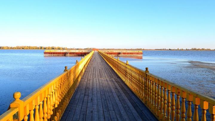Озеро в НСО вошло в топ-10 минеральных курортов страны