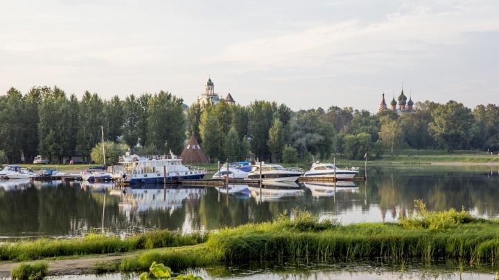 Несколько районов Ярославля уйдут под воду: власти составили сценарий катастрофы на Рыбинском море