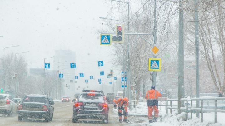Стихия не утихает: штормовое предупреждение по Самарской области продлили до 17 января