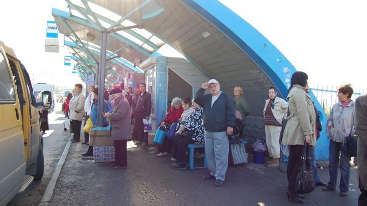 Лето кончилось: автобусы перестанут возить новосибирцев на дачи