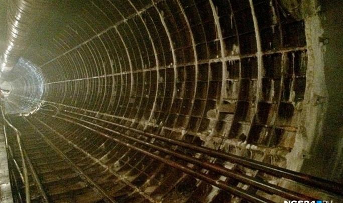 Названо расположение первой ветки метро в Красноярске и дата её запуска