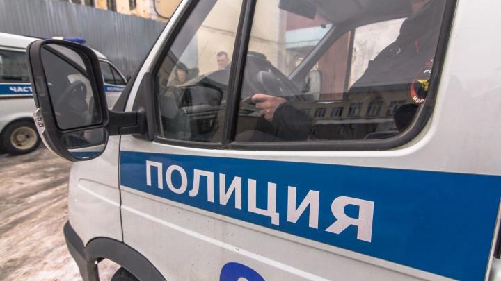 В Сызрани силовики искали бомбу на автомобильном мосту
