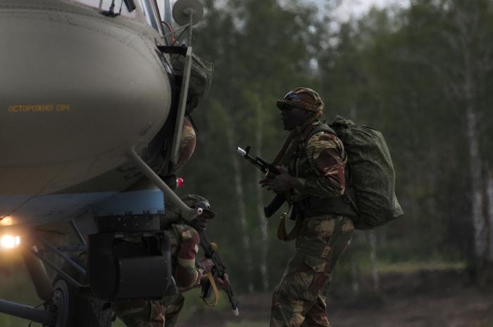 В Сирии накануне Нового года погибли двое новосибирских военнослужащих